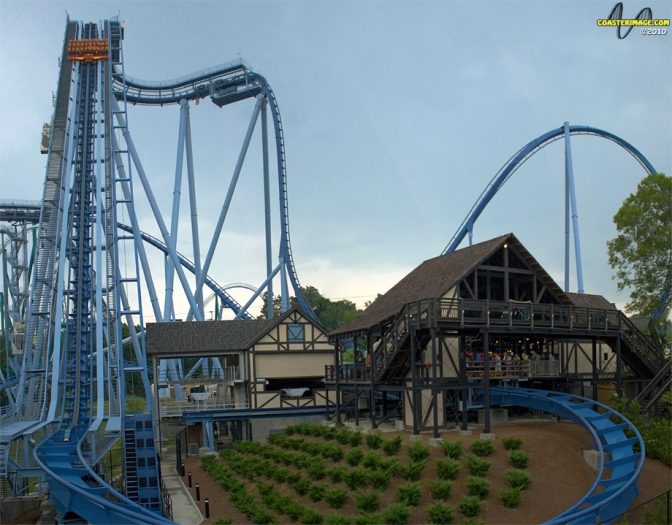 Cedar Point to Open Dive Coaster in 2016