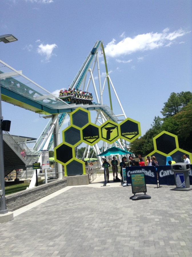 Carowinds Trip Review