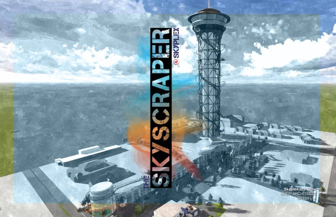 SKYPLEX Disapproved of By Zoning Board