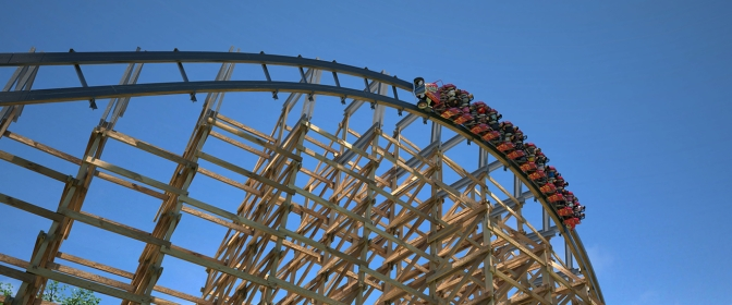 Lightning Rod Opens at Dollywood