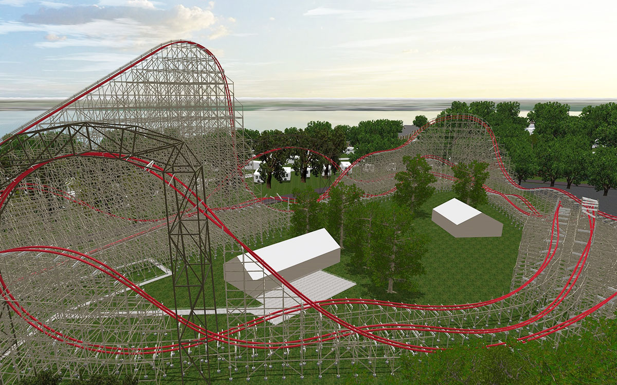 Cedar Point Screamscape | Auto Review, Price, Release date and rumors
