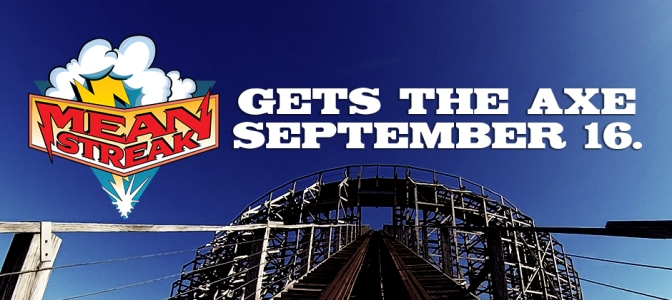 Mean Streak to Close September 16th