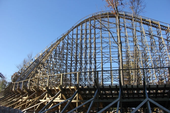 Mystic Timbers and InvadR Begin Testing